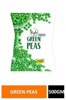 Ryb Green Peas 500gm