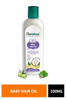 Himalaya Baby Hair Oil 100ml