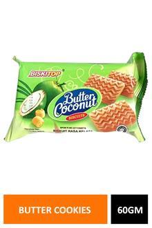 Biskitop Butter Coconut Biscuit 60gm