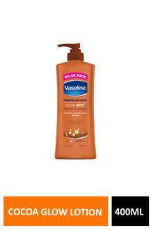 Vaseline Cocoa Glow Lotion 400ml