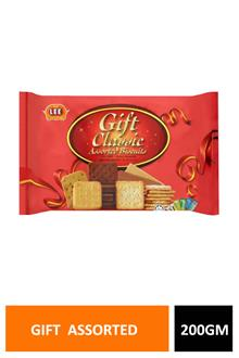 Lee Gift Assorted Biscuits 200gm