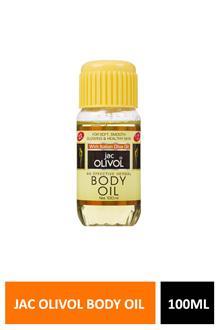 Jac Olivol Body Oil 100ml