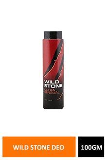 Wild Stone Ultra Sensual Deo Talc 100gm