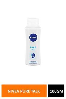Nivea Powder Pure Talc 100gm