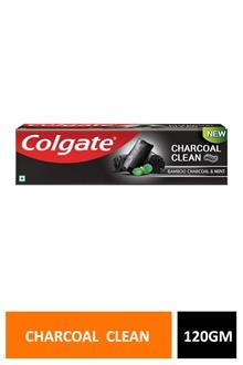 Colgate Charcoal Clean 120gm