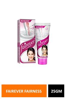 Fairever Fairness Solution With Saffron & Milk 25gm