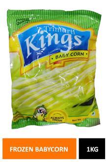 Kings Frozen Baby Corn 1kg