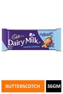 Dairy Milk Butterscotch 36gm