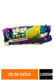 Parle 20 20 Gold Choco Chips 120gm