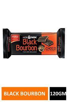 Parle Black Bourbon Choco 120gm