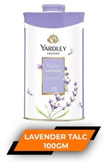 Yardley Lavender Talc 100gm