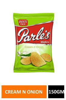 Parle Potato Chips Onion Flavour 150gm