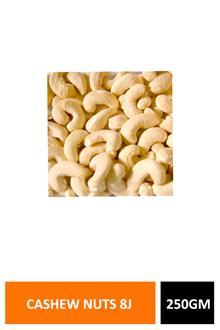 Cashew Nuts 8j 250gm
