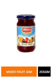 Cremica Mixed Fruit Jam 255gm
