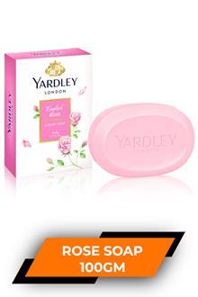 Yardley Rose Soap 100gm