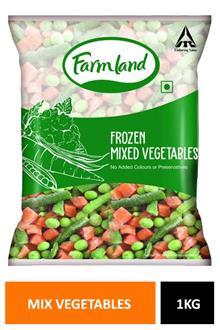 Farmland Frozen Mixed Vegetables 1kg