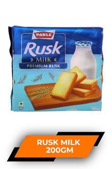 Parle Rusk Milk 200gm