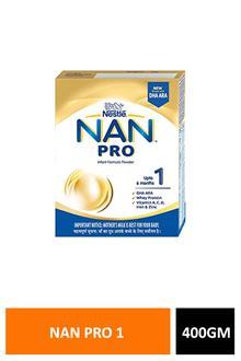 Nan Pro 1 6m 400gm
