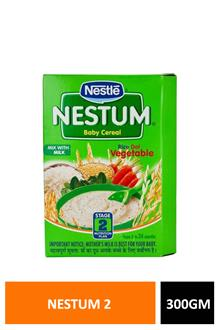 Nestum 2 Rice Veg 8m 300gm