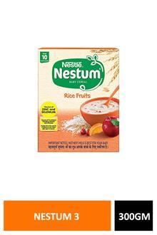 Nestum 3 Rice Fruits 10m 300gm