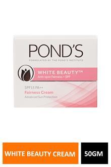 Ponds White Beauty Spf15 50gm