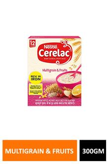 Cerelac Multigrain & Fruits 300gm