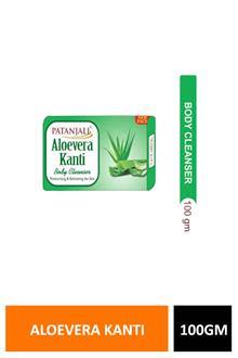 Patanjali Aloevera Soap 100gm