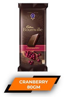 Bournville Cranberry 80gm