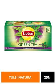 Lipton Green Tea  Tulsi Natura 25n
