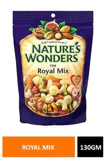 Natures Royal Mix 130gm