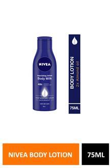 Nivea Body Milk 75ml