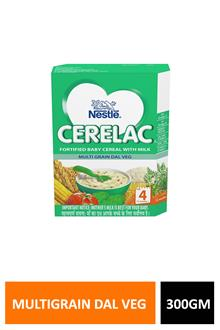 Cerelac 4 Multigrain Dal Veg 300gm
