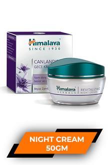 Himalaya Revitalizing Night Cream 50gm