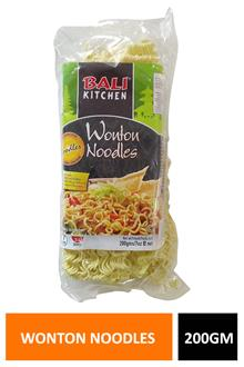 Bali Kitchen Wonton Noodles 200gm
