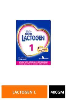 Lactogen 1 6 Months 400gm