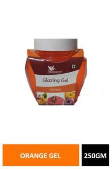 Blossom Glazing Gel Orange 250gm