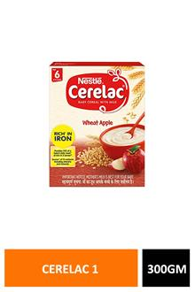 Cerelac 1 Wheat Apple 300gm