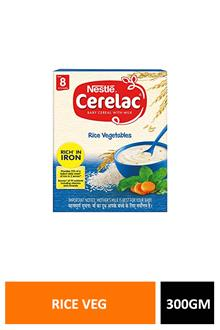 Cerelac 2 Rice Veg 300gm