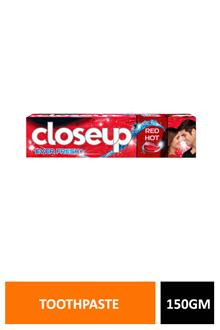 Closeup Gel Red Toothpaste 150gm