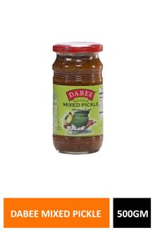 Dabee Mixed Pickle 500gm