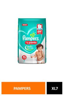 Pampers Xl7 Pants