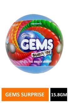 Cadbury Gems Surprise Ball 15.8gm