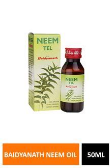 Baidyanath Neem Oil 50ml