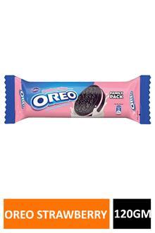 Cadbury Oreo Strawberry Creme 120gm