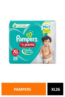 Pampers Xl56 Pants
