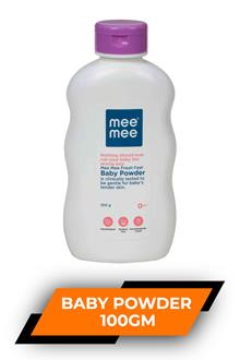 Mee Mee Baby Powder 100gm