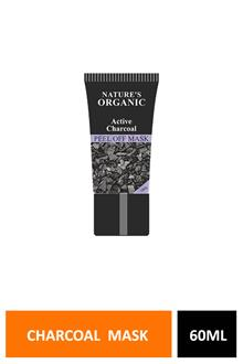 Natures Charcoal Mask 60ml