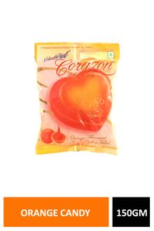 Corazon Orange Candy 150gm