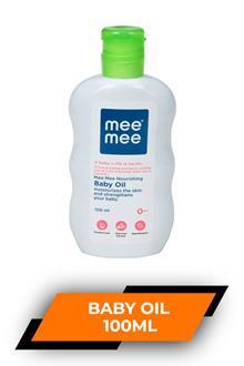 Mee Mee Baby Oil 100ml