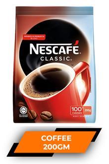 Nescafe Classic Refill 200gm